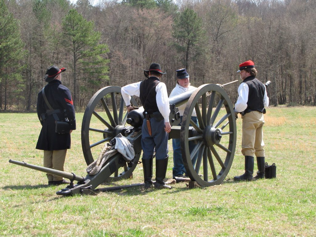 the siege of bridgeport civil war re-enactment society