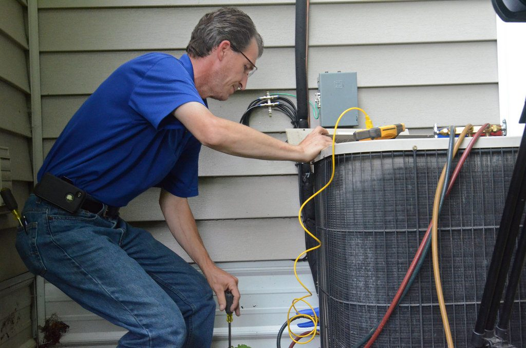 HVAC Repair Rainsville