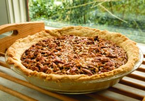pecan pie just like they have in alabama